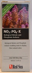 Red Sea NO3 PO4 X Biological Nitrate & Phosphate Reducer 100ml