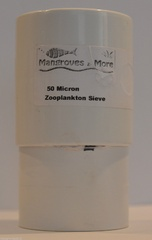 Zooplankton Sieves 50 Micron Good for Copepods Rotifers