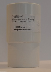 Zooplankton Sieves 125 Micron Good for Copepods Rotifers Brinesh