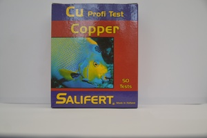 Salifert Copper Profi Test Cu