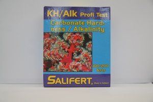 Salifert KH Alk Profi Test Carbonate Hardness Alkalinity